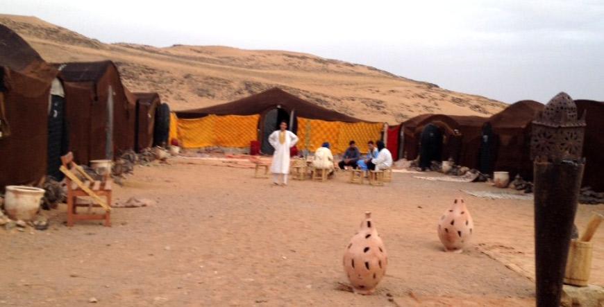 Excursión de 2 días desde marrakech al desierto de zagora